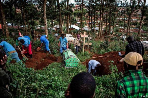 Afrique RDC : la lutte contre Ebola entravée par le manque de confiance de la population