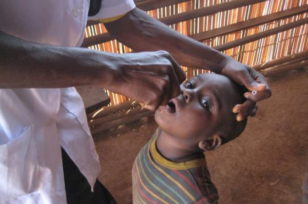 La polio est de retour au Cameroun, après quatre ans d'absence