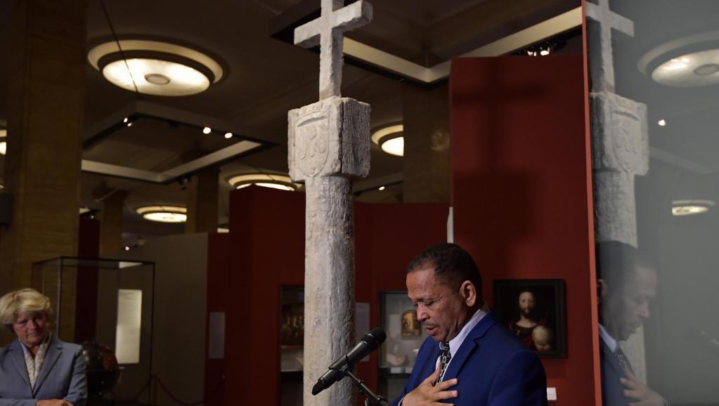 L'Allemagne restitue à la Namibie un monument symbole