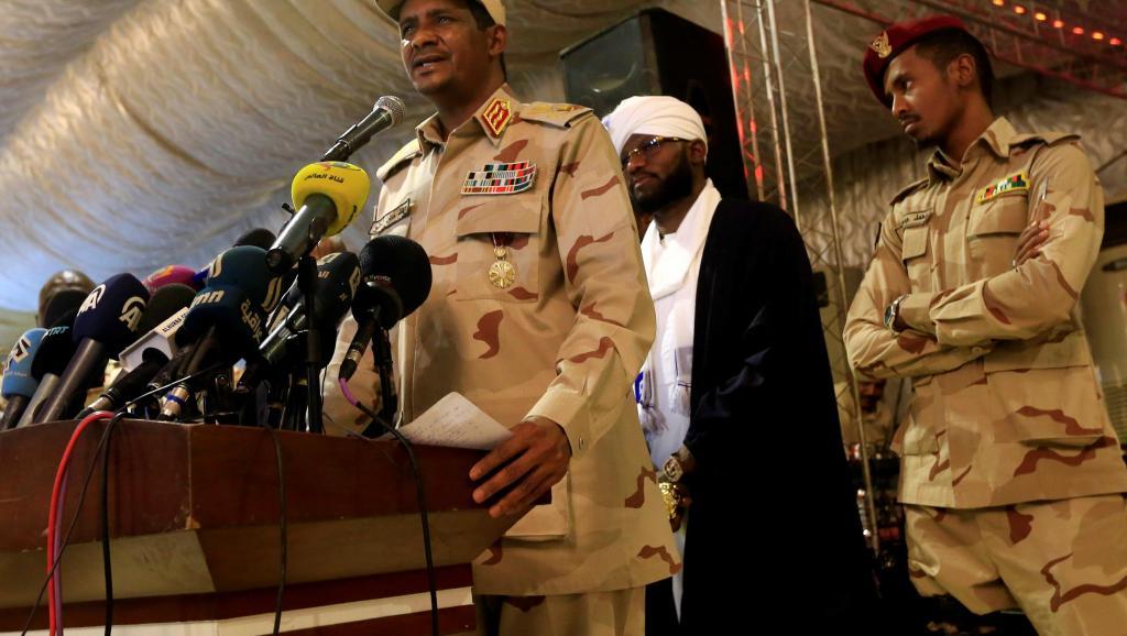 Soudan: la milice de Hemeti n'encadrera plus les rassemblements d'opposants