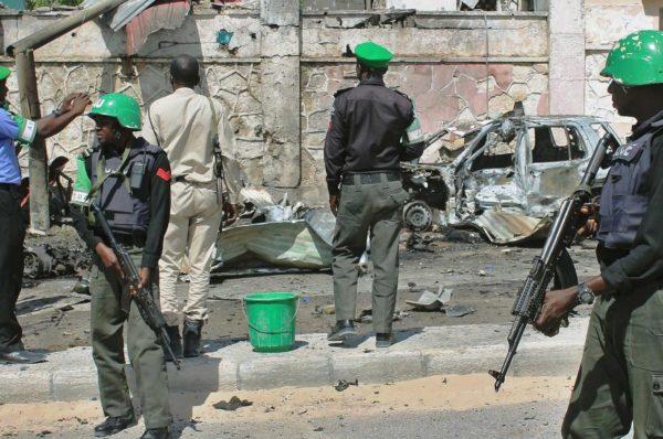 Somalie: l'ONU réduit de 1000 hommes l'effectif de l'Amisom