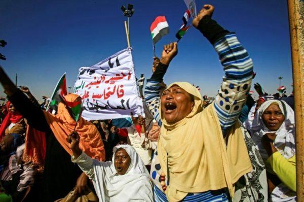 Soudan: démonstration de force de la junte au pouvoir