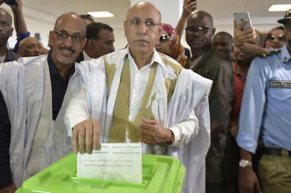 Présidentielle en Mauritanie : le candidat du pouvoir obtiendrait la majorité absolue