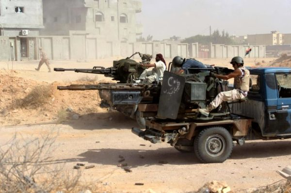 Déjà deux mois de nouvelle guerre civile en Libye