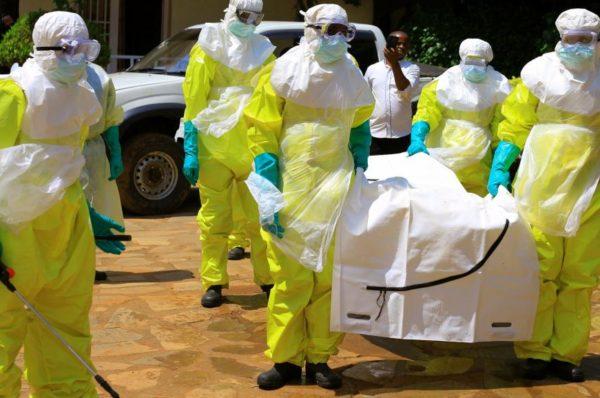 2.000 cas d'Ebola enregistrés en RDC