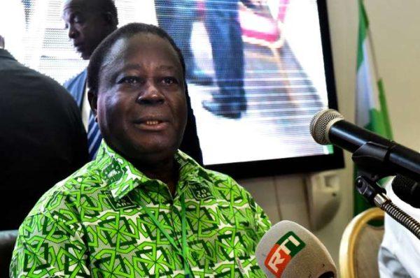 Côte d'Ivoire: l'EDS préconise une enquête sur les propos polémiques de Bédié