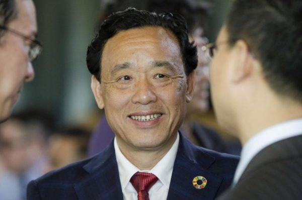Le Chinois Qu Dongyu élu à la tête de la FAO