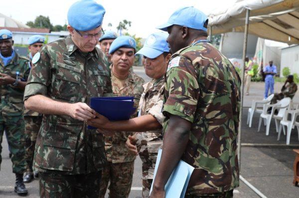 RDC: l'ONU dégraisse la Monusco