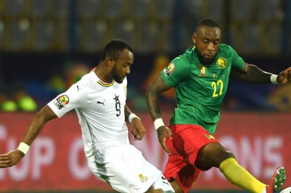 CAN 2019: le Cameroun et le Ghana se neutralisent
