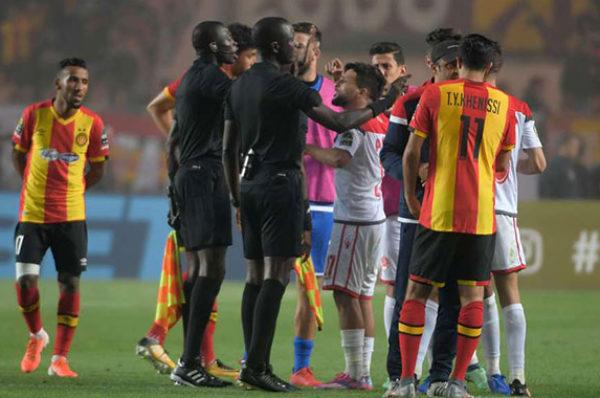 Football : la CAF fera rejouer la finale de la Ligue des champions
