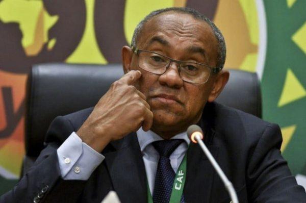 Football : Ahmad Ahmad, le président de la CAF, interpellé à Paris
