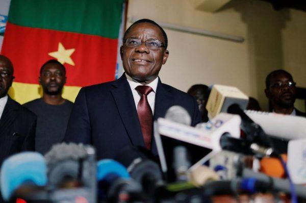 Cameroun: mobilisation pour la libération de Maurice Kamto