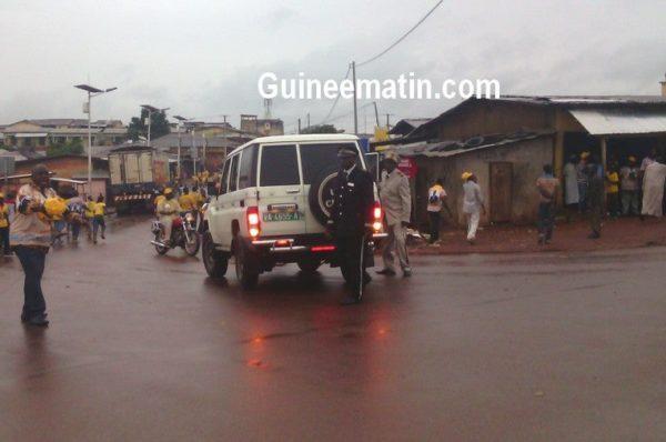 Nouvelle Constitution en Guinée: affrontements meurtriers à Nzérékoré
