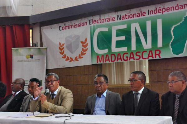 Élections à Madagascar: la société civile lance un appel au calme