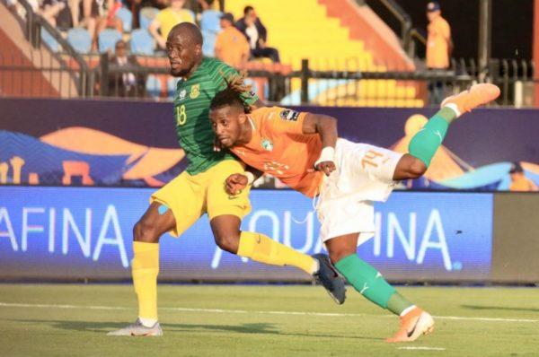 CAN 2019 : la Côte d'Ivoire assure l'essentiel face à l'Afrique du Sud (1-0)