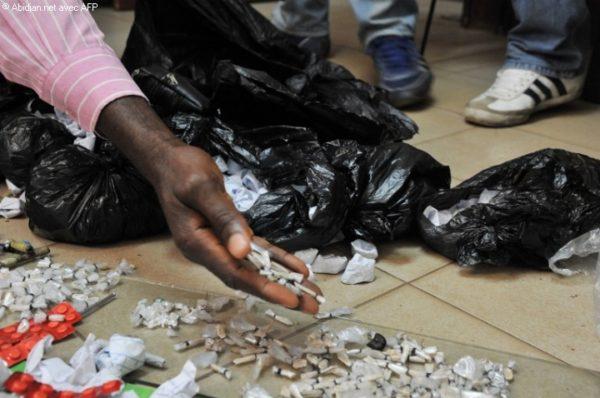 Côte d'Ivoire: un réseau international de trafiquants de cocaïne démantelé