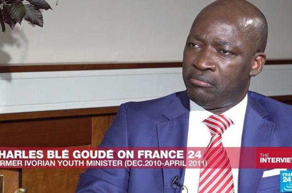 Côte d'Ivoire: Charles Blé Goudé veut participer au débat politique