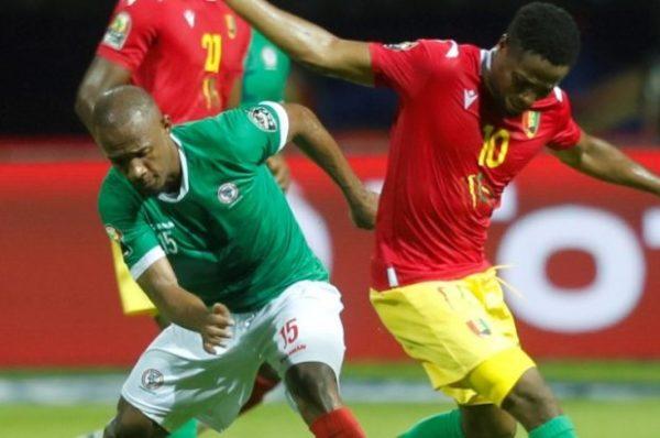CAN-2019 : Madagascar étonnant 1er du groupe B, la Guinée en attente