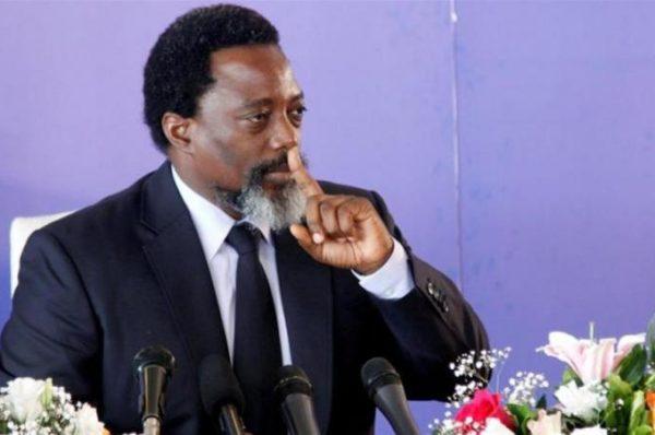 RDC: Joseph Kabila reçoit les sénateurs du FCC
