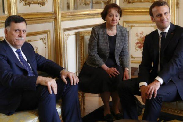 Libye: reprise de la coopération entre Tripoli et Paris