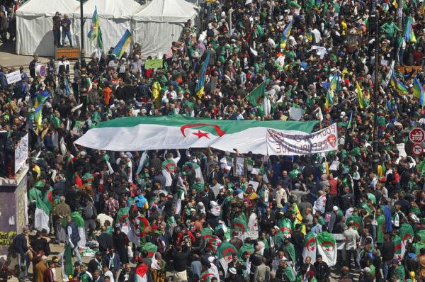 Algérie: la présidentielle du 4 juillet prochain «impossible» à organiser
