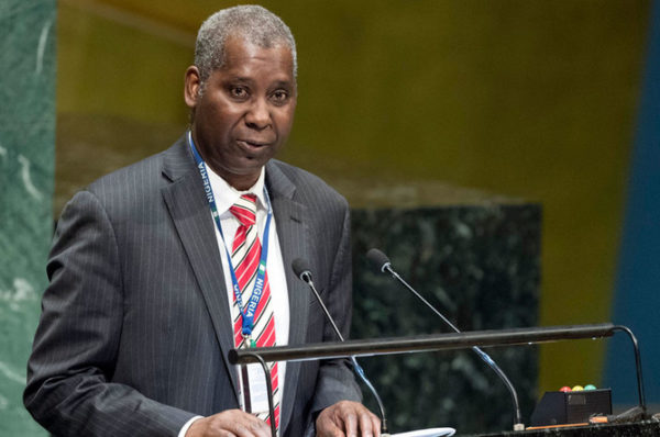 Un Nigérian président de l'Assemblée générale de l'ONU à partir de septembre