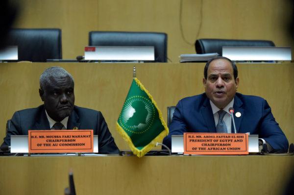 Sommet de l'Union africaine : le casse-tête libyen