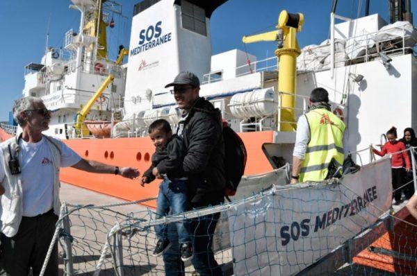 L'Italie et l'UE mettent fin au dernier affrontement concernant les demandeurs d'asile africains