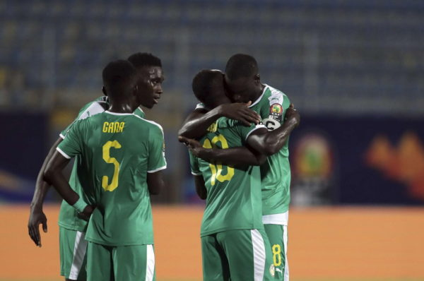CAN 2019 : le Sénégal écarte l'Ouganda et rejoint le Bénin en quarts de finale