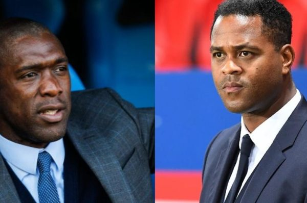 CAN 2019: le Cameroun vire le tandem Seedorf-Kluivert