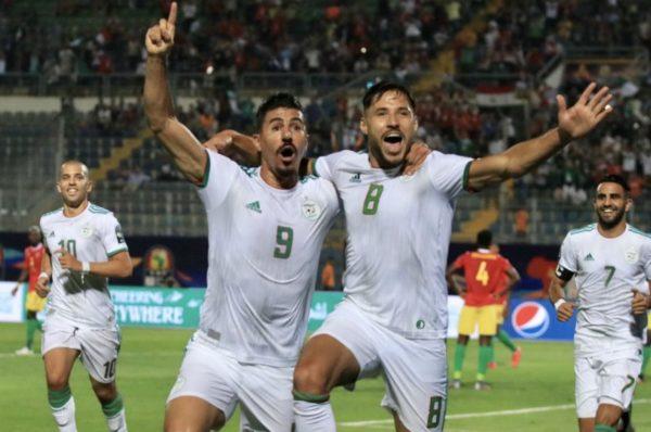 CAN 2019 : l'Algérie de Mahrez élimine le Nigeria à la dernière seconde et file en finale