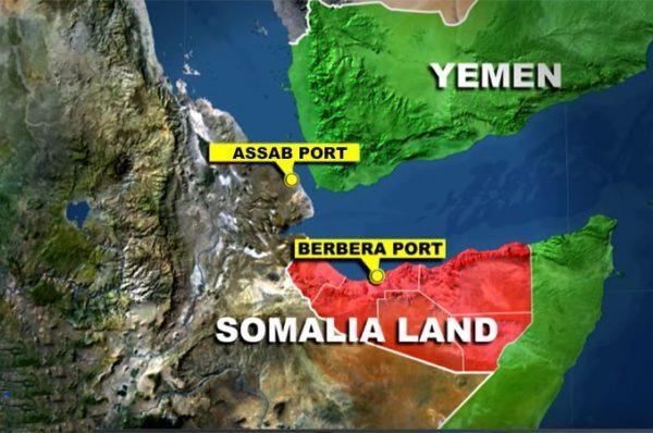Le torchon brûle entre le Kenya et la Somalie au sujet du Somaliland