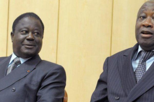 La rencontre entre Henri Konan Bédié et Laurent Gbagbo : un « acte fort pour la réconciliation nationale »