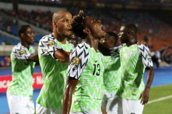 CAN 2019 : les Super Eagles du Nigéria s'envolent pour les demi-finales !