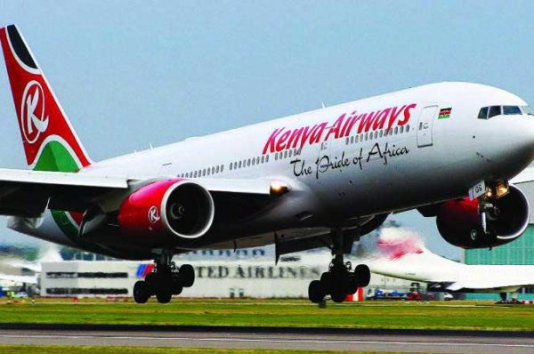Kenya Airways : la nationalisation votée par le Parlement