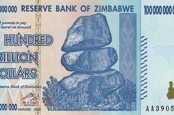 Pourquoi le Zimbabwe a recours à une nouvelle monnaie