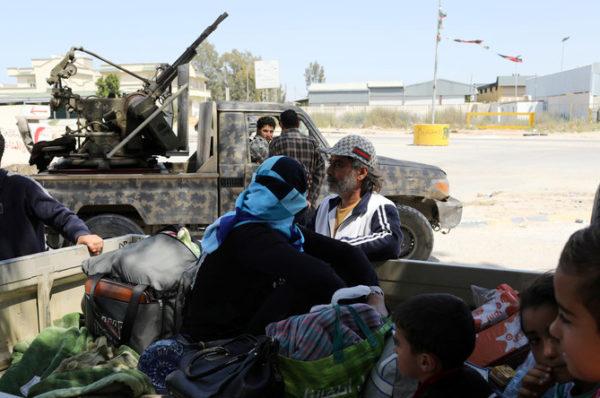 Crise libyenne : Haftar lance l'assaut sur Tripoli