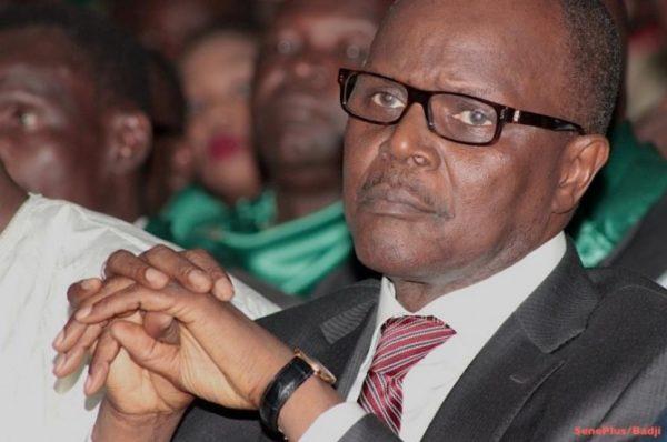 Sénégal : décès d'Ousmane Tanor Dieng, secrétaire général du PS
