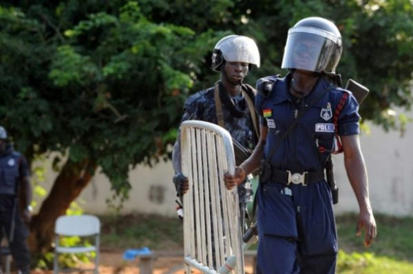 Au Ghana, les séparatistes du Togoland occidental sont libres