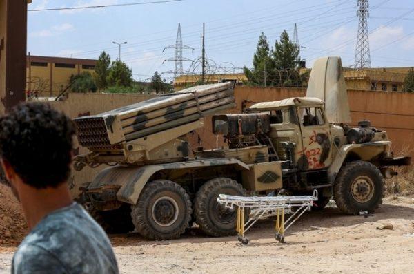 La tension monte entre Ankara et le maréchal Haftar en Libye