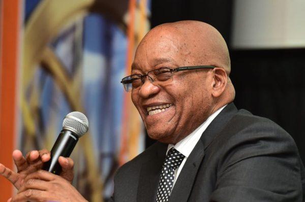 L'Afrique du Sud, Zuma, menace les ennemis de l'ANC après la clôture de l'enquête sur la corruption
