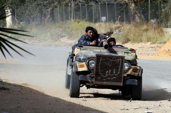 Crise libyenne : Ankara, Doha et Tripoli s'accordent sur la création d'une base navale turque à Misrata
