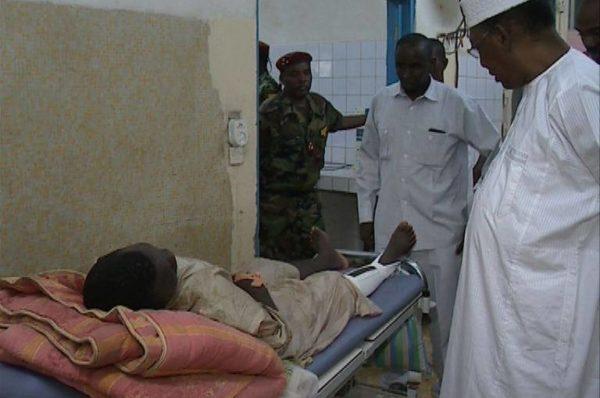 Tchad  : le ministre de la Santé débarqué après une visite inopinée de Déby dans un hôpital de N'Djamena
