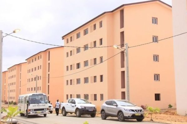 COTE-D'IVOIRE : Logements sociaux, cheval de bataille de Gon Coulibaly pour 2019