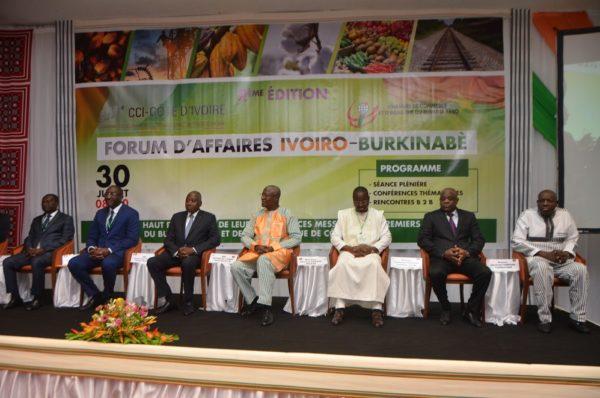 Commerce intra-africain : hausse des échanges entre la Côte d'Ivoire et le Burkina Faso