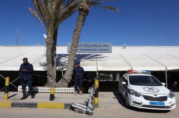 En Libye, l'aéroport de Mitiga ciblé par des tirs malgré la trêve