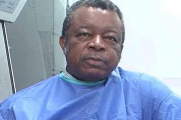 Traitement contre le virus Ebola: l'optimisme du professeur Muyembe