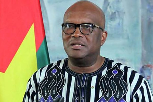Roch Marc Christian Kaboré investi candidat à la présidentielle burkinabè