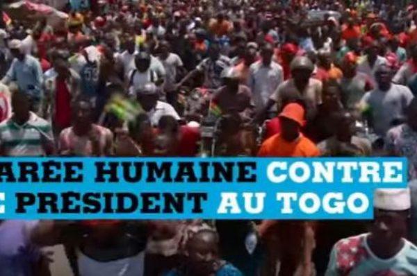 Togo : une nouvelle loi restreint fortement les manifestations publiques