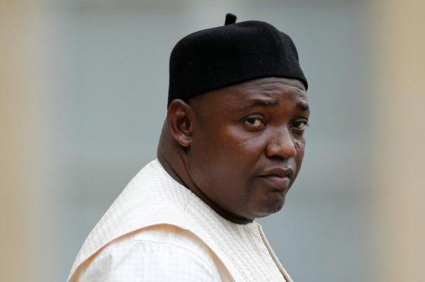 Gambie : Adama Barrow nomme un ministre de la Défense, le premier depuis 22 ans